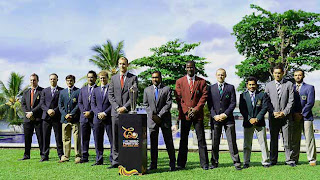 The fourth ICC T20 World Cup in Sri Lanka