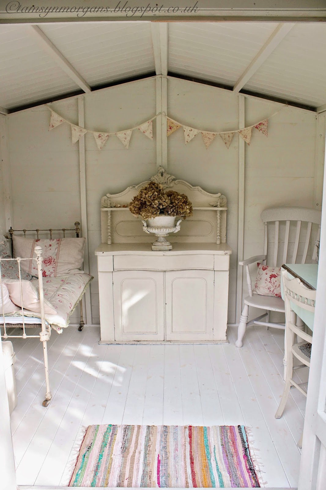 Summerhouse Makeover