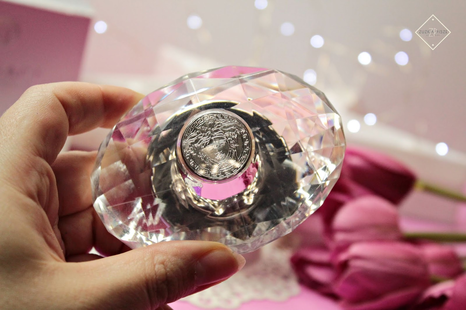 Versace Bright Crystal - woda toaletowa dla kobiet