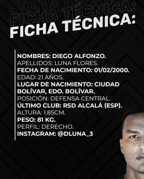 Oficial: Zamora FC, firma Diego Luna