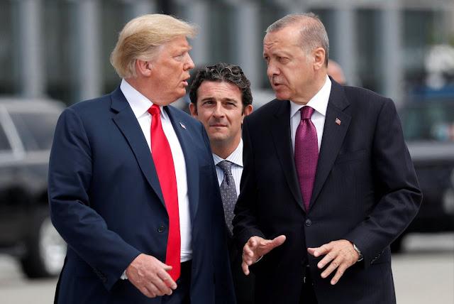 Που μας οδηγεί η «κόντρα» ΗΠΑ-Τουρκίας;