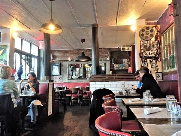 Maison Harlem – rustik fransk mat i New York
