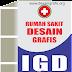 Desain Neon Box IGD Rumah Sakit cdr