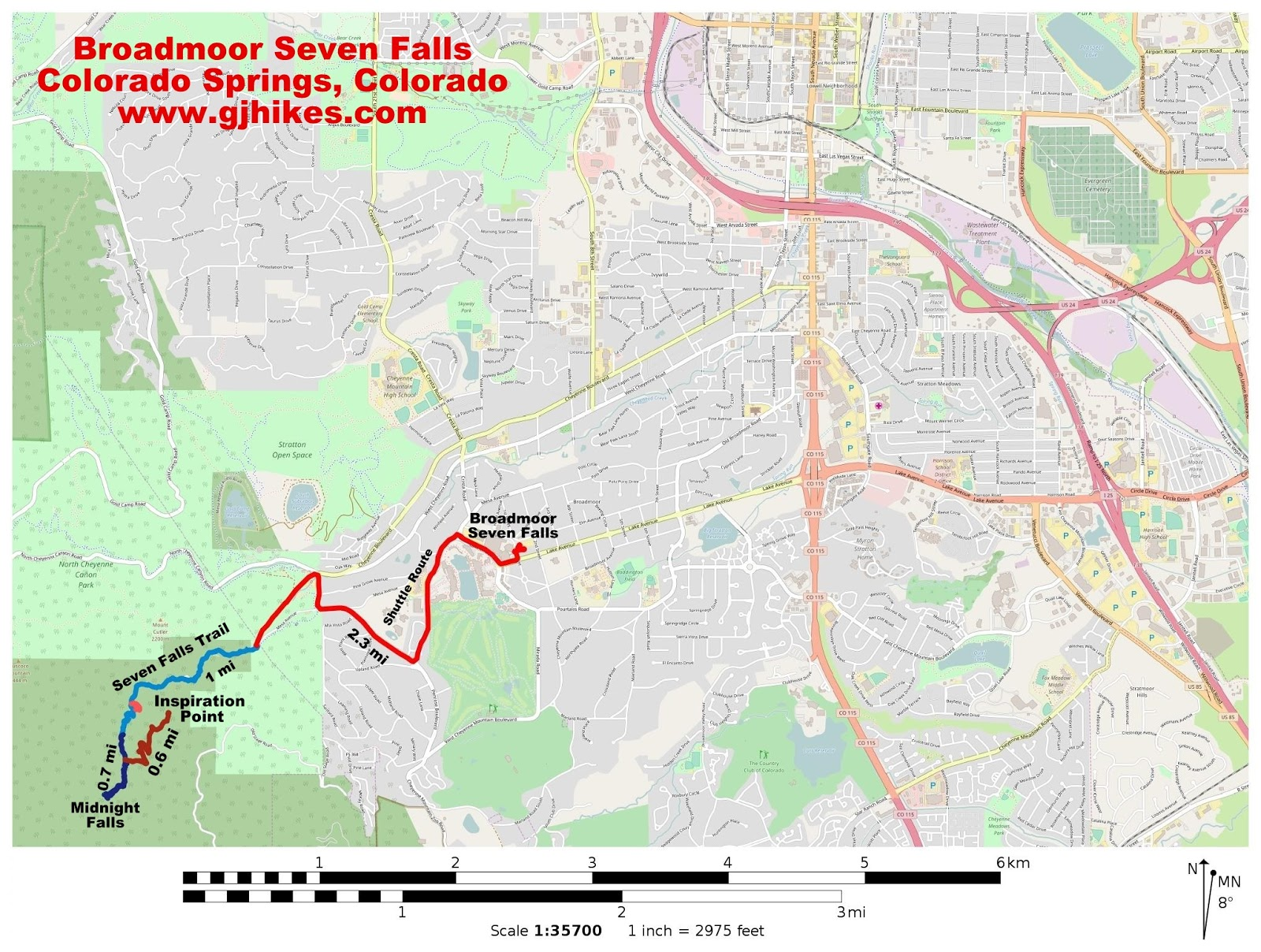 gjhikes.com: Seven Falls on seven springs lodging, alabama state parks map, seven springs snow tubing, 7 springs map, seven springs hotel, seven springs cave creek az, seven springs water park, seven springs hiking, seven springs lodge, seven springs mountain biking, seven springs snowboarding, seven springs resort rooms, seven springs camping, cheyenne mountain complex map, little cottonwood canyon map, seven springs pa, acadia hiking trails map, seven springs logo, seven springs tubing tickets, catalina hiking trails map,