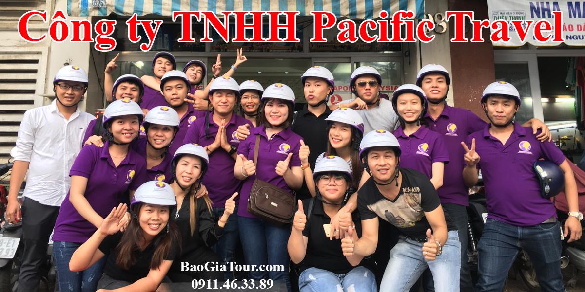 Công Ty TNHH Pacific Travel hay là Công Ty Cổ Phần