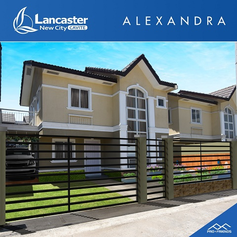 Take a tour of Alexandra Ready for Occupancy House