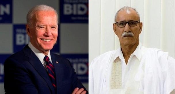 🔴 Ghali pide a Biden que intervenga urgentemente para proteger a los civiles saharauis en los territorios ocupados.