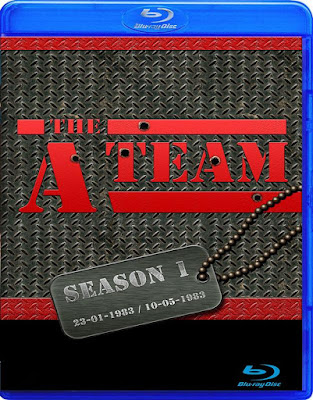 The A-Team (1983) Serie Completa 1080p Español Latino