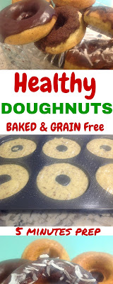 baked gluten free donuts