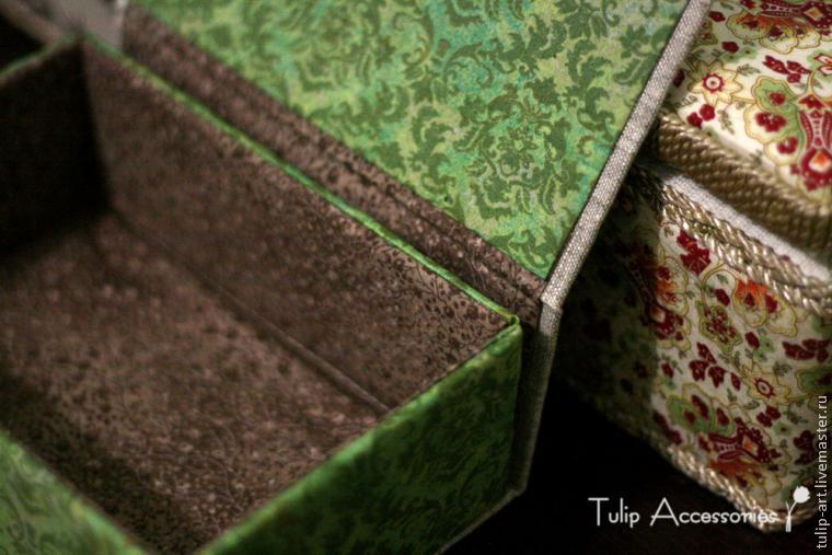 DIY Project: Jewellery Box of Cardboard Tutorial