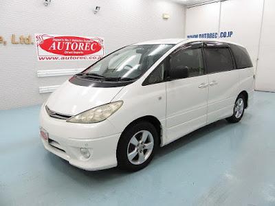 19573A6N8 2003 Toyota Estima Aeras f
