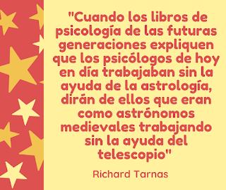 Reflexión de Richard Tarnas
