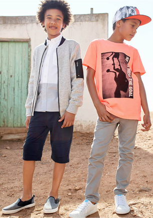 moda niños H&M primavera verano 2016