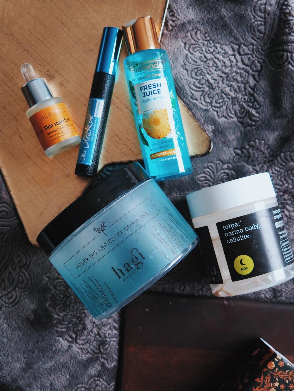 Zużycia kosmetyczne, Kosmetyki naturalne Hagi Alkemie