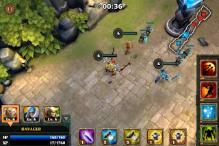 game hacked Legendary Heroes MOD Unlimited Offline Apk Android Terbaru Gratis Download