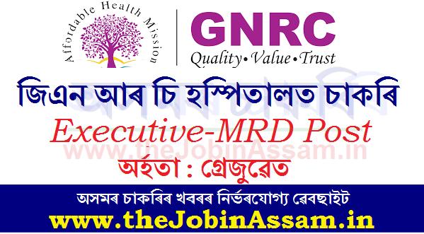 GNRC Hospitals Recruitment 2020: