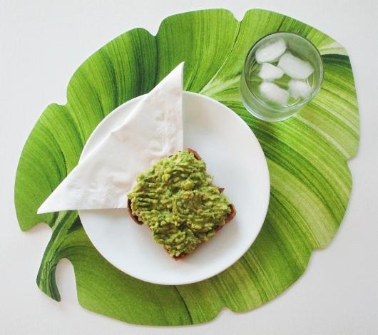 Palm Leaf Placemats