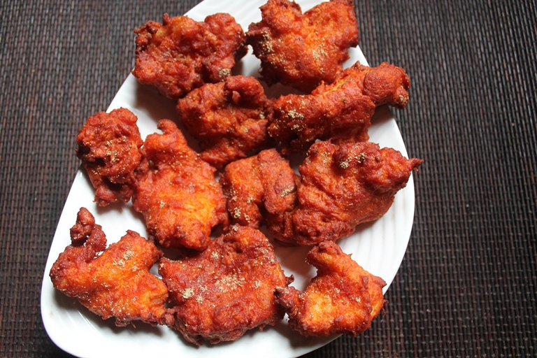 How To Make Fish Fry Food