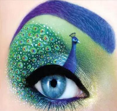 tal peleg eye art makeup