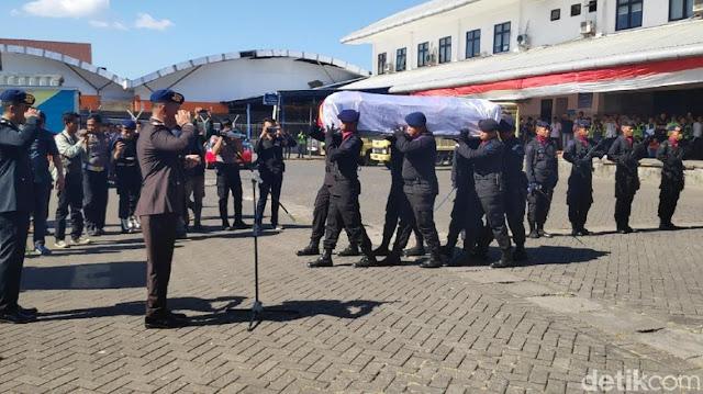 KKB Kembali Serang Aparat Saat Olah TKP Penembakan Briptu Hedar