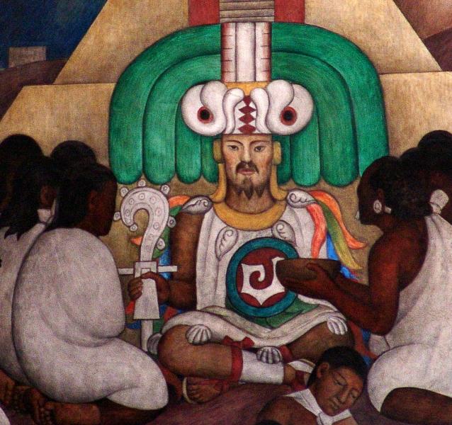 PEDAGOGÍA TOLTECA <br>filosofía de la educación en el México antiguo