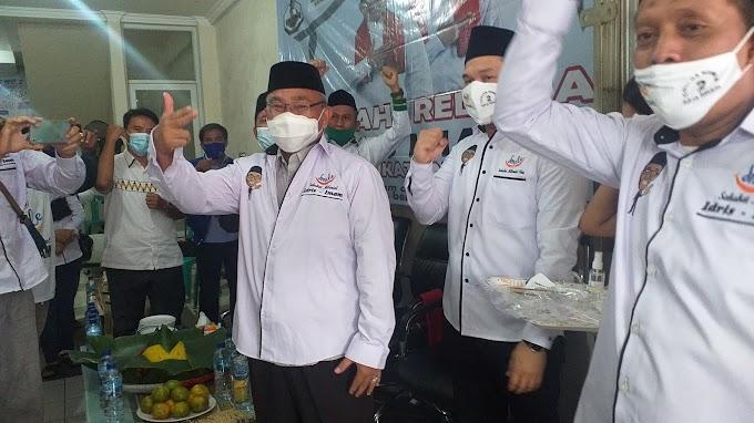 Relawan Smile  Sukatani Targetkan 80 Persen Kemenangan Idris-Imam