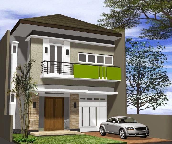 ... Rumah Minimalis 2 Lantai 2017 ... & 100+ Contoh Foto Desain Rumah Minimalis 2 Lantai 2017 Terbaru