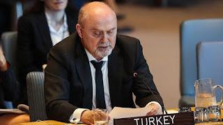 جدال حاد بين مندوبي تركيا والنظام في مجلس الأمن