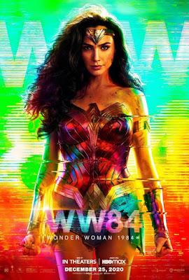 Wonder Woman 1984 One Sheet