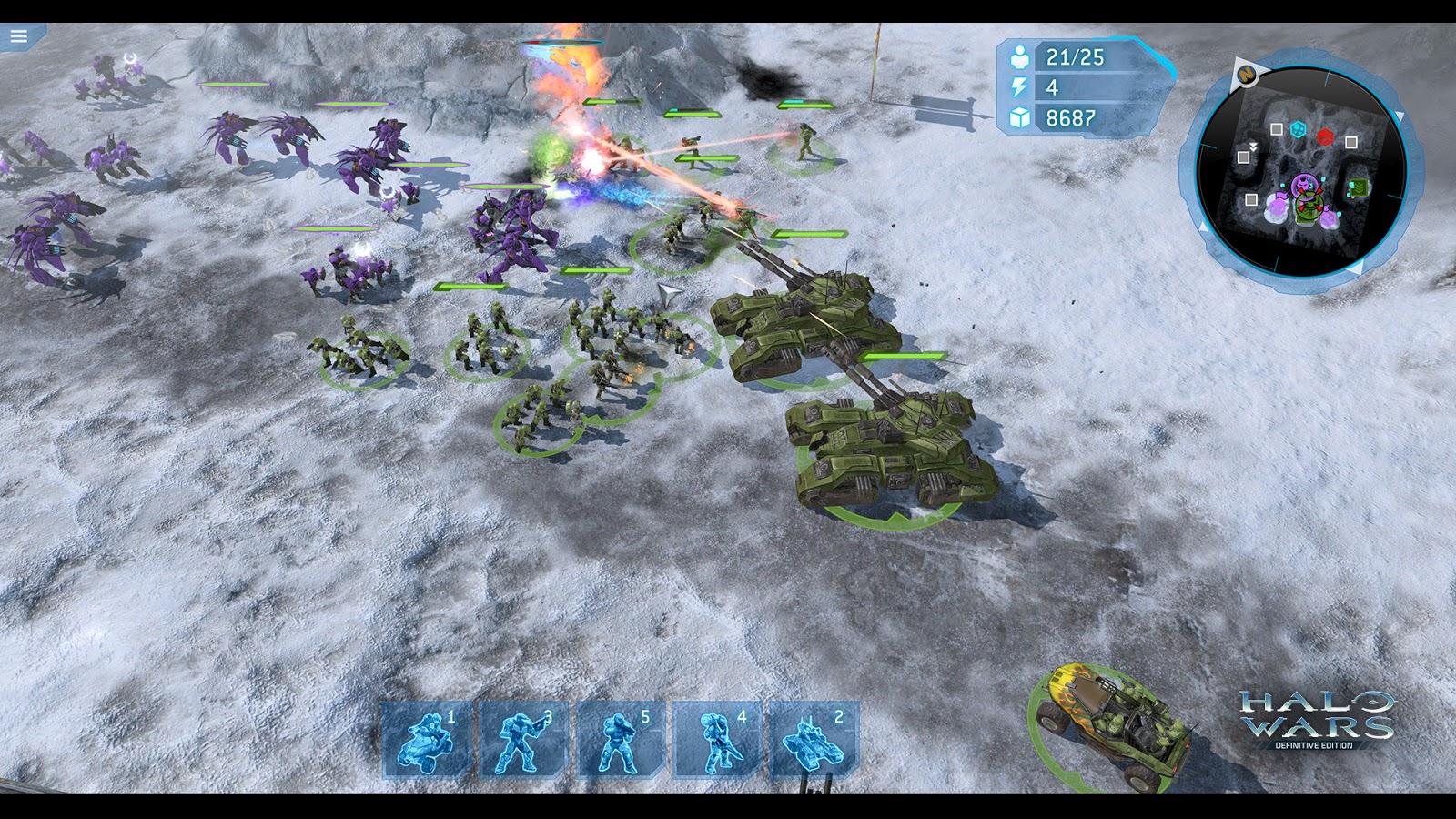 Halo Wars Definitive Edition ESPAÑOL PC Full + Hotfix 2 (CODEX) + REPACK 2 DVD5 (JPW) 1