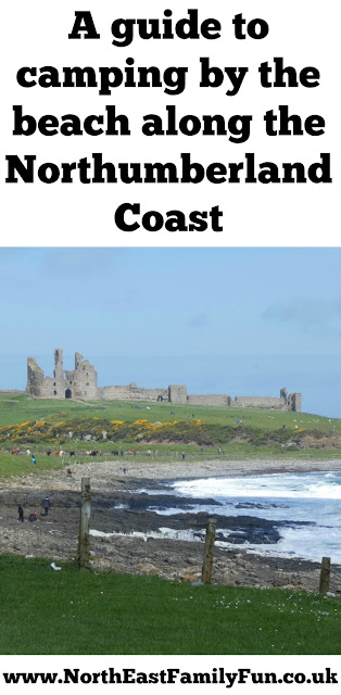 A guide to camping by the beach along the Northumberland Coast