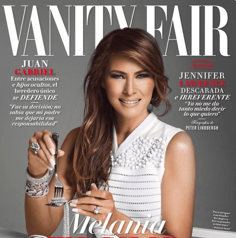 Le New York Post publie des photos de Melania Trump nue