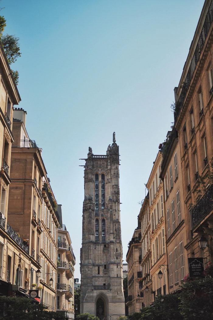 Visiter les jolis quartiers de Paris