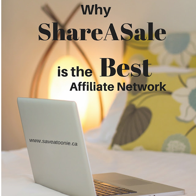 Best Affiliate Network Shareasale