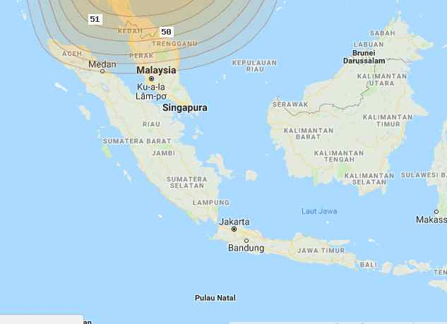 Cara Lock PPTV HD Satelit Thaicom at 78.5°E