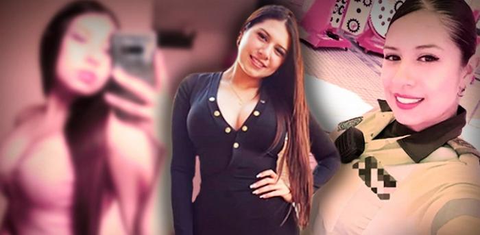 Fotos: Ana María la oficial de Tránsito que para el tráfico en las calles de Bogotá