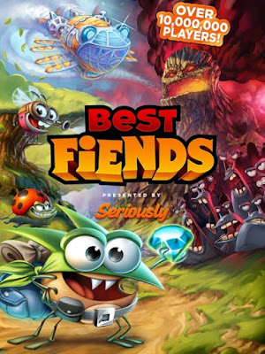 Best Fiends Apk v3.3.0 Mod (Unlimited Gems)