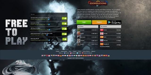 تحميل لعبة اي دومنيشن 2020 : eDominations للاندرويد والايفون [ ملف apk & الاصدار الاخير ]