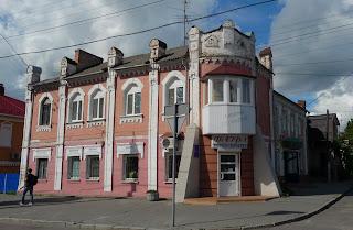 Белая Церковь. Ул. Богдана Хмельницкого, 10