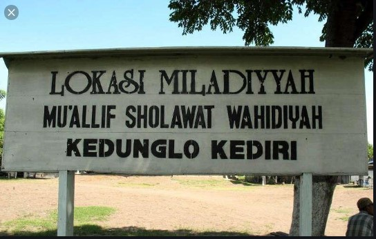 "Panan Nama Jama'ah Perjuangan Wahidiyah ""Miladiyah"" (JPWM)"