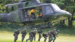 Serbuan Dadakan Kopassus Buat Anggota Separatis Papua Lari Kelimpungan Sebelum Tewas Disambar Peluru!