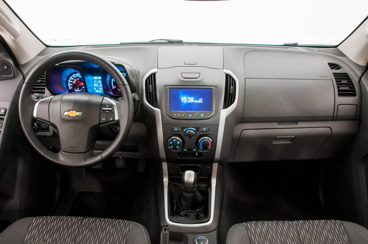 Chevrolet S10 e Trailblazer 2014: preços e especificações ...
