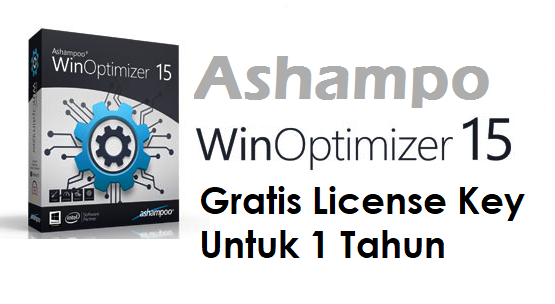 Download Ashampoo WinOptimizer 15 dan Crack Serial Key 2017 Terbaru