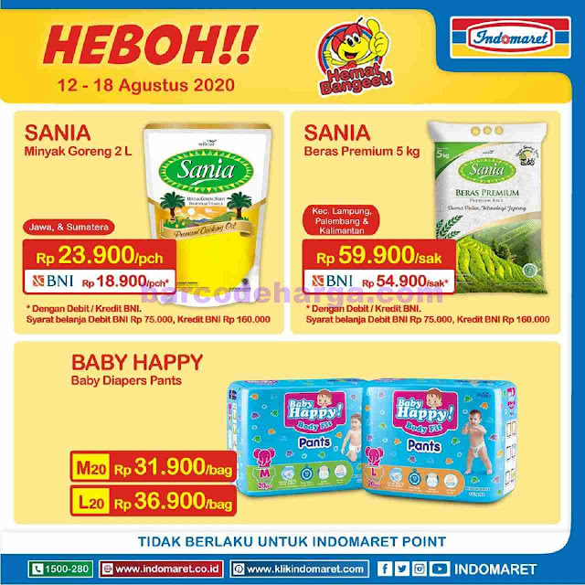 Promo Indomaret Product Of The Week 2 8 Desember 2020 Barcodeharga Harga Promo Alfamart Indomaret Giant Hypermart Superindo Lottemart Carrefour