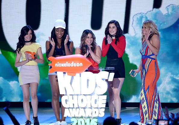 Lista de ganadores de los Kids' Choice Awards 2016