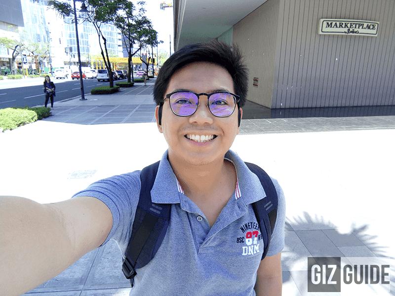 infinix-zero-zero-4-daylight-selfie Infinix Zero 4 Review - Priority In Photography Apps
