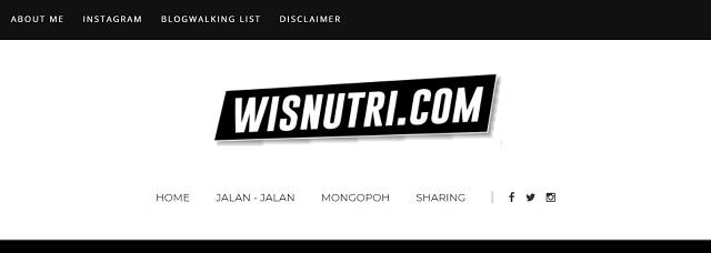 Info Blog WISNUTRI