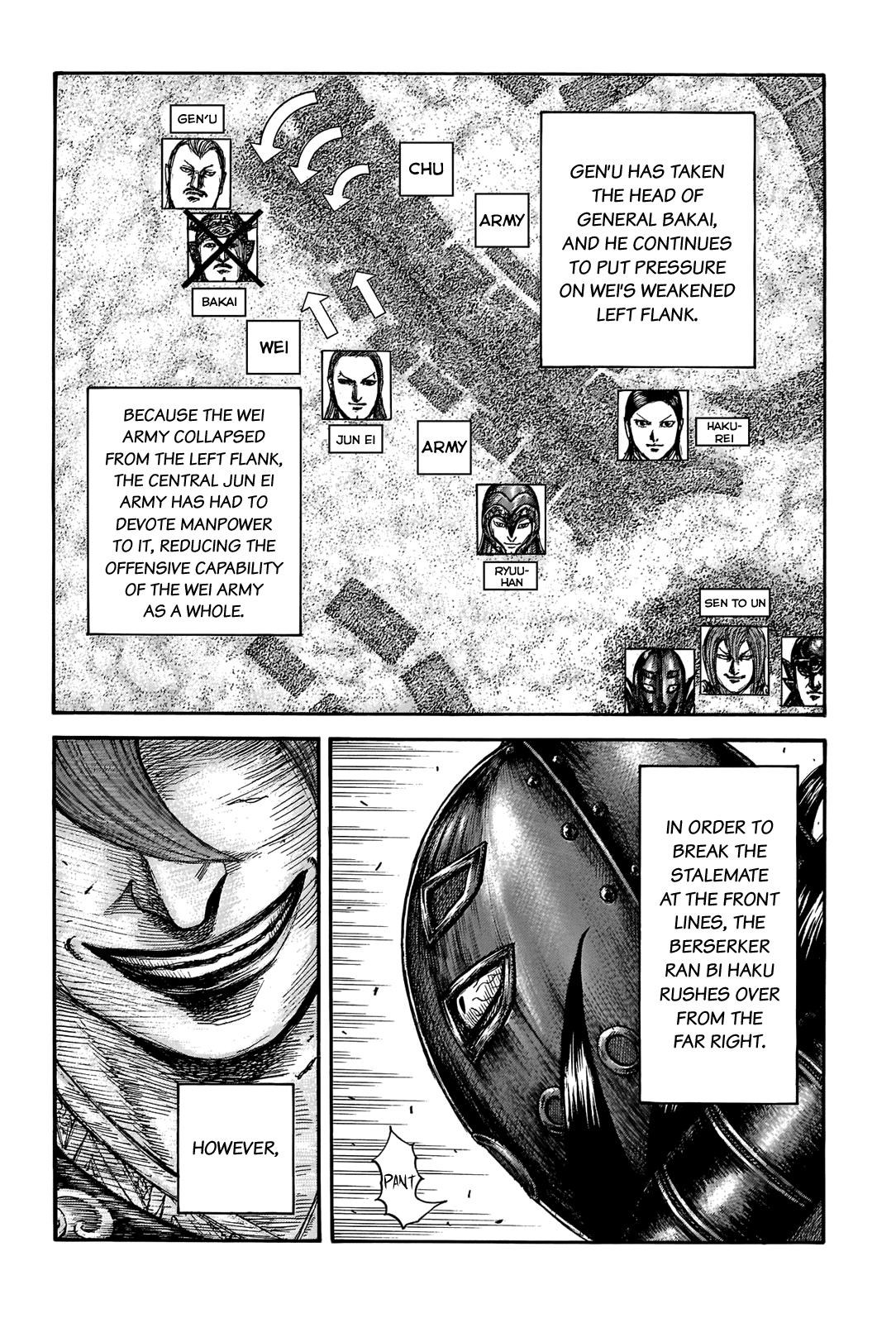 Kingdom Chapter 655