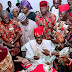 BIGGEST DECEIT AND FALLACY: Igbo Monarchs Back Buhari's Re-election Bid