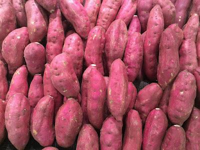 Onde comprar batata doce nordestina na Alemanha